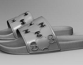 slippers 3D flip flops