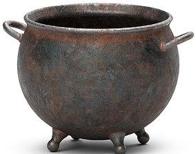 Old Cauldron 3D model
