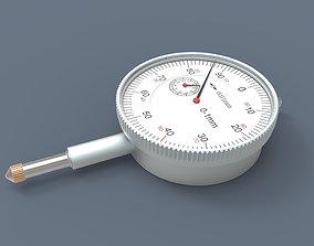 Dial indicator 3D
