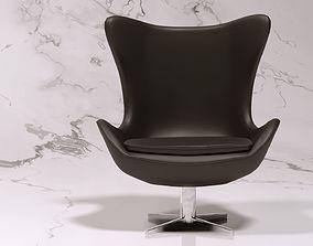 Egg chair 3D Models | CGTrader