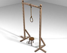 3D model Punishment Device - Hanger
