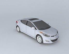 3D 2011 Hyundai Elantra v2