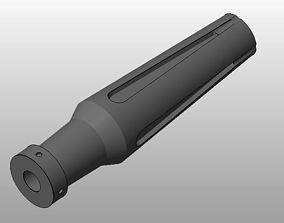 Cx4 barrel 3D print model