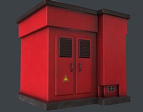 Generator VR PBR 3D model
