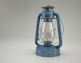 Kerosene lamp free 3D