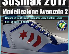 024 3ds max 2017 Modellazione Avanzata 2 v24 Italiano 1