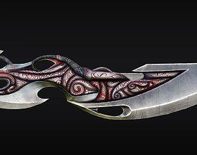 3D asset Heavenly Sword