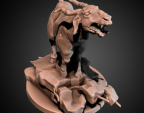 3D printable model Goatie