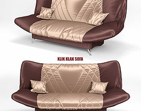 3D model KLIK KLAK SOFA2