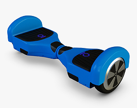 3D model Hoverboard IO Chic equipment