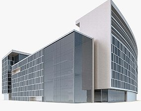 Office Building 03 3D model