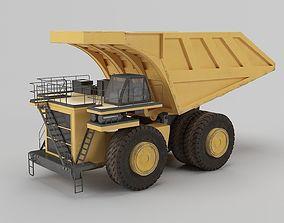 3D Dumping Truck