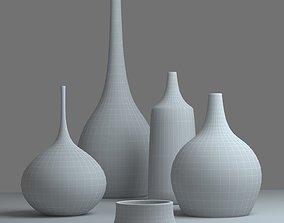 Color Glass 3D model