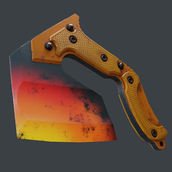 Tactical ax
