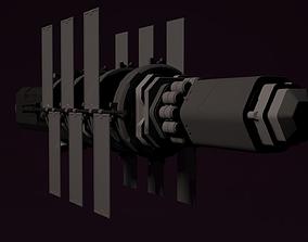 3D Deep Space Transport