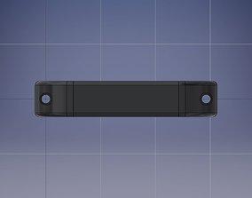 3D printable model Door handle