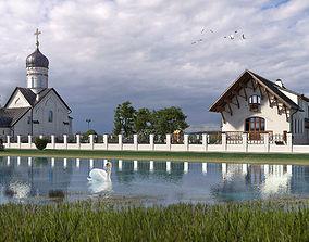 3D Church 3