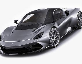 Pininfarina Battista 2020 3D