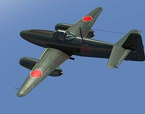 Japan NAVY NAKAJIMA Experimental Special Attack 3D 1