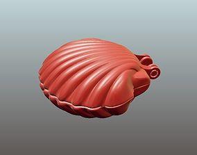 Elegant shell case - Printer Ready