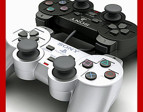 PS2 Controller Dualshock 2 3D