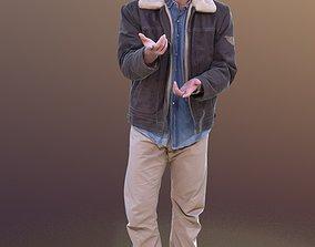 Andrew 10391 - Talking Casual Man 3D model