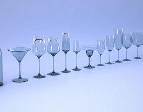 Glassware 3D printable model