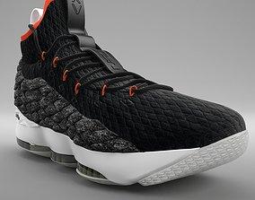 lifestyle Nike LeBron 15 Basketball PBR 3D