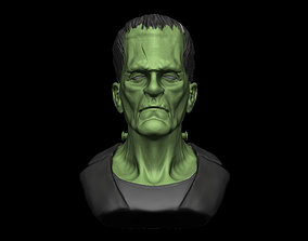 3D Frankenstein
