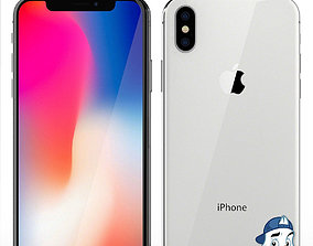 Apple iPhone X for Element 3D effects