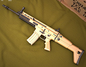 3D FN SCAR-L