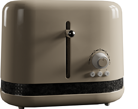 bakery 3D model Toaster