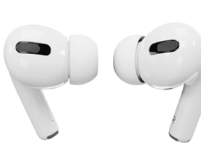 AirPods Pro Apple 3 3D