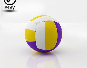 Valleyball BALL 3d model