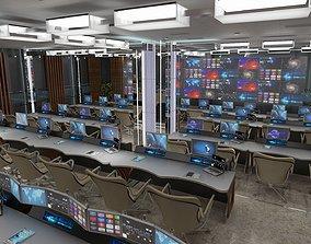Control Room 3D monitor