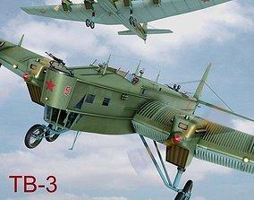 3D model TB-3