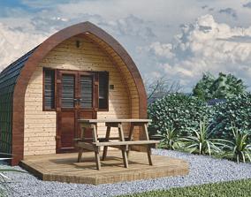 Camping Pod 3D