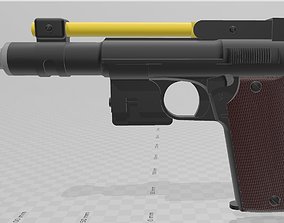 STAR WARS - MAYFIELD ASTRA BLASTER 3D printable model