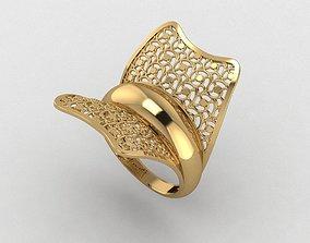 diamond Ring 2 3D printable model