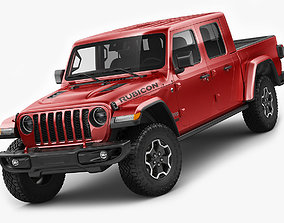 rubicon 3D Jeep Gladiator 2020