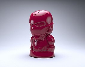 3D print model Iron Man