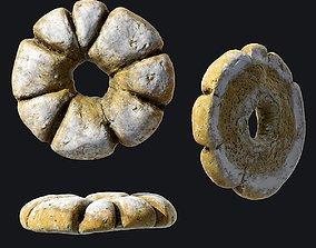 3D model Bread B