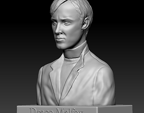 Draco Malfoy- from Harry Potter 3D print model