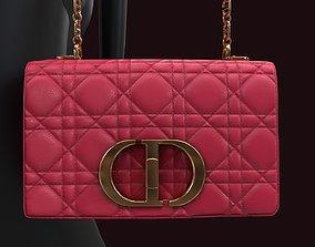 3D model Small Dior Caro Bag v2