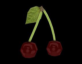 3D model game-ready Cherry