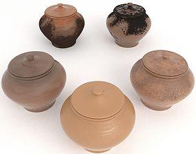 3D asset Clay Pot