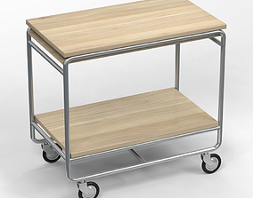 3D Trolley Table