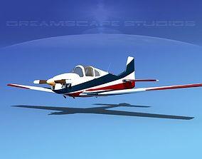 3D Johnston A-51A V12