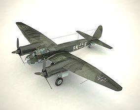 3D model Junkers Ju 88A