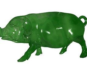 3D print model Jade Pig dame